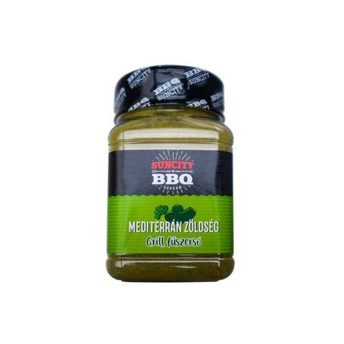 SunCity Mediterrán Zöldség grill fűszerkeverék